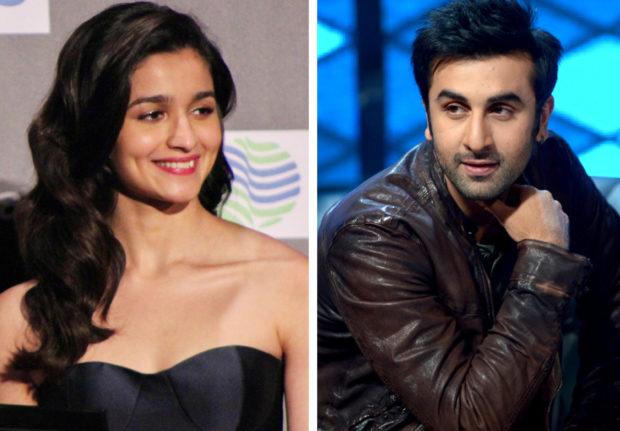 Alia Bhatt dating Ranbir Kapoor